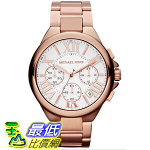 [美國直購 ShopUSA] Michael Kors 手錶 Women's MK5757 Rose-Gold Stainless-Steel Analog Quartz Watch with White Dial #1681891648 _mr $7348