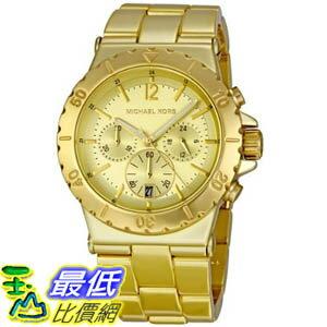 [美國直購 ShopUSA] Michael Kors 手錶 Women's MK5463 Gold Aluminum Quartz Watch with Gold Dial #1681882480 _mr $7500