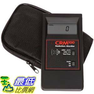 [103美國直購] 放射性核輻射偵測器 Radiation Monitor CRM-100 原子能放射偵測器 $19998