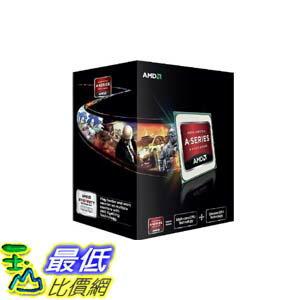 [103美國直購 ShopUSA] AMD 處理器 A6-5400K APU 3.6Ghz Processor AD540KOKHJBOX $2719