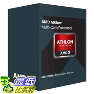 [103美國直購 ShopUSA] AMD 處理器 Athlon X4 AD750KWOHJBOX 100W 3.4Ghz Processor $3559