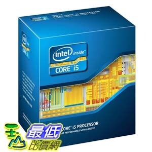 [103美國直購 ShopUSA] Intel 四核處理器 Core i5-3570 Quad-Core Processor 3.4 GHz 6 MB Cache LGA 1155 - BX80637..