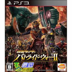 (現金價) PS3 假面騎士 ?騎大戰II 日文 亞版 AB1 $1299