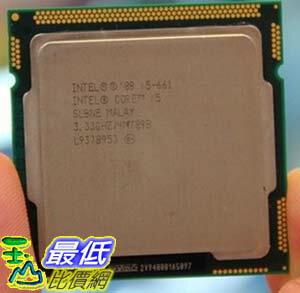 [103 玉山網 裸裝] Intel/英特爾 I5 661 $4375