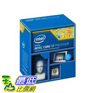 [103美國直購 ShopUSA] Intel 四核處理器 Core i7-4770 Quad-Core Desktop Processor 3.4 GHZ LGA 1150 8 MB Cache B..