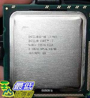 [103 玉山網 裸裝] Intel 酷睿 i7 965( 至尊版/盒)3.2GHZ  $9030