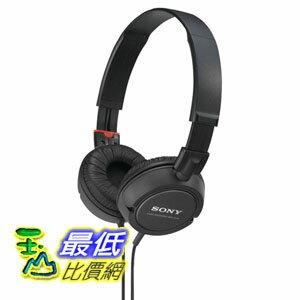 [103 美國直購] Sony MDRZX100/BLK ZX Series Stereo Headphones 耳機