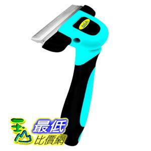 [103美國直購] Deshedding Tool & Pet Grooming Tool 寵物專用去毛梳 美國銷售排行第一名 (小.中.大型寵物皆適用)B00CD0H1ZC $829