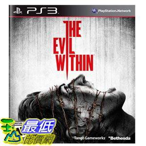 (現金價) PS3 邪靈入侵 The Evil Within 亞洲中文版  $1630