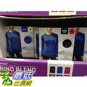 [103 玉山網] COSCO PARADOX WOMEN'S LS TOP 女長袖混美麗諾羊毛保暖衣 亞洲尺寸:S-XL C103123 $657