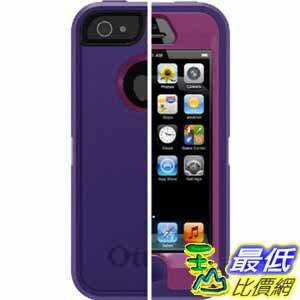 [美國直購 ShopUSA] OtterBox 保護套 77-22124 Boom Purple Defender Series Case for iPhone 5 - Retail Packagin..