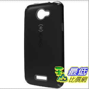[美國直購] Speck 手機殼 SPK-A1434 Products CandyShell Glossy Finish Cell Phone Case for HTC One X - 1 Pack - Retail Packaging - Black/Dark Grey