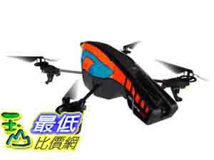 [美國直購 ShopUSA] Parrot Orange/Blue AR.Drone 2.0 Quadricopter Controlled  $14490