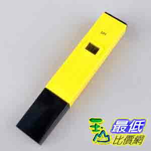 [美國直購 ShopUSA] 萬用酸鹼測試器測試PH值 Neewer New Mini Digital Pen Type PH Meter PH-009 I Multimeter Tester Hydro