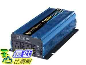 [美國直購 ShopUSA] Power Bright PW1100-12 Power Inverter 1100 Watt 12 Volt DC To 110 Volt AC 電源 $4690