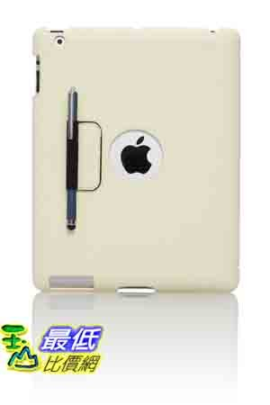 [美國直購 ShopUSA] Targus 保護套 THD00601US (Bone/White) iPad 3 and iPad 4th Generation