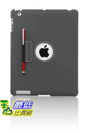 [美國直購 ShopUSA] Targus 保護套 THD00602US (Charcoal Gray) iPad 3 and iPad 4th Generation