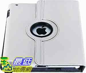 [美國直購 ShopUSA] Targus 保護套 THZ171US (Bone White) Keyboard Case for iPad 3 and iPad 4th Generation