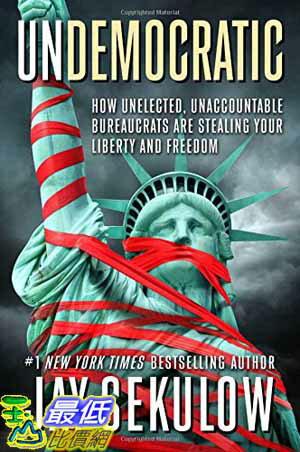 ^~104美國直購^~ 2015 美國暢銷書Undemocratic: How Unele