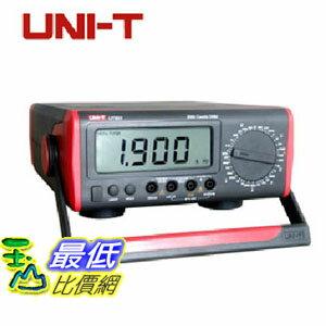 [104玉山最低網] 優利德UT801 臺式萬用表 電容 頻率 溫度 _ylk