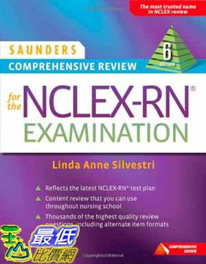 104美國直購  2015 美國暢銷書 Saunders Comprehensive R