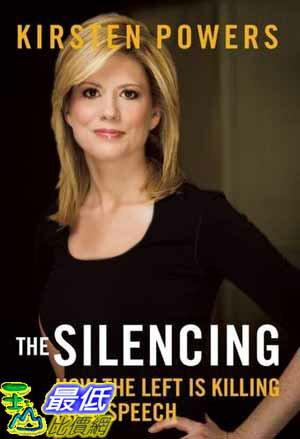 104美國直購  2015 美國暢銷書The Silencing: How the Le