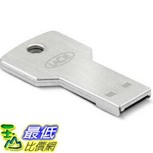 [104美國直購] 防水 金屬材質 鑰匙型 隨身碟 9000348 LaCie PetiteKey 32GB USB Flash Drive 100公尺