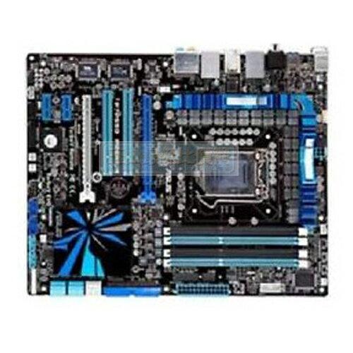 [104美國直購] 華碩主機板 Asus P7P55D PREMIUM Intel P55 LGA 1156 MB New