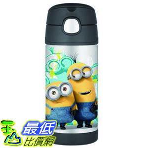 [美國直購] Thermos 兒童保溫水壺 F4015MN6 Funtainer 12 Ounce Bottle Minions 神偷奶爸 小小兵