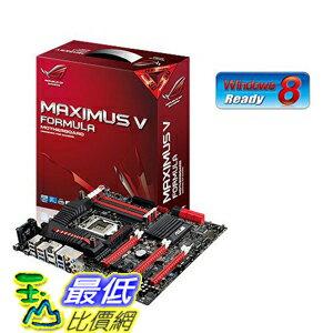 [美國直購 ShopUSA] ASUS 主機板 Maximus V FORMULA LGA 1155 Intel Z77 Extended ATX DDR3 2800 PCIe $13500