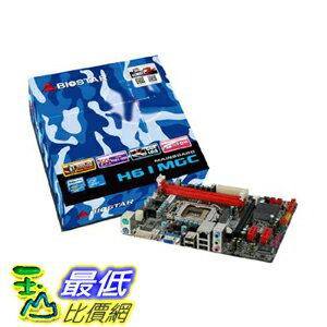 美國直購 ShopUSA  BIOSTAR 主機板 H61MGC LGA 1155 In