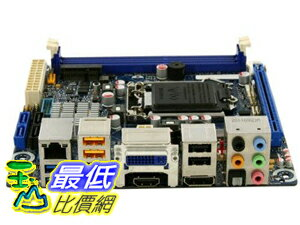 [美國直購 ShopUSA] Intel 台式機主板 Desktop Motherboard LGA1155 DDR3 1600 mini-ITX - BOXDH77DF $5280