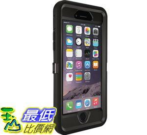 [103美國直購] OtterBox iPhone 6 /6s Case - Defender Series防禦者系列 iPhone6 防撞保護殼-時尚黑