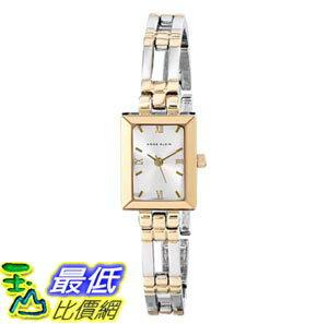 [103美國直購] Anne Klein Women's 104899SVTT Two-Tone Dress Watch 女士手錶 $2509