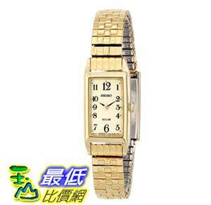 [103美國直購] Seiko Women's SUP244 Stainless Steel Solar Watch with Expansion Band 女士手錶 $5695