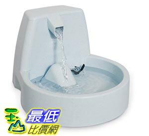[103美國直購] Water Feed Drinkwell Original Fountain for Pets 5-Inches 50-Ounces 好好喝瀑布式噴泉電動飲水機 原創款 $2498