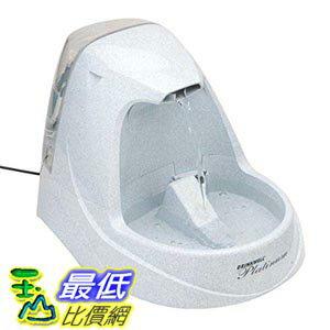 [103美國直購] Drinkwell Platinum Pet Fountain 168-Ounces with Replaceable Filter好好喝瀑布式噴泉電動飲水機【白金版】$3298