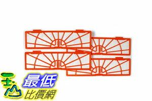 [玉山最低比價網] Neato 原廠 濾網 945-0122 BotVac Series Standard Filter 4-Pack 4入裝