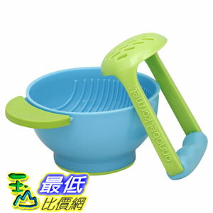 103美國直購  NUK Mash and Serve Bowl 499