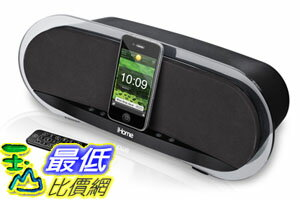 [103美國直購] 音頻系統 iHome iP3 Studio Series Audio System for iPhone/iPod $2817