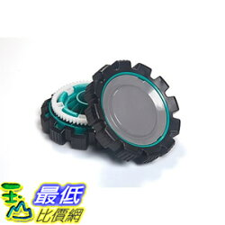[104美國直購] 橡膠輪 iRobot Mirra - Rubby Nubby Rubber Wheels 4403993 $3990