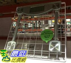 [COSCO代購] 進口強化玻璃數位體重計CONAIR DIGITAL GLASS SCALE (C59GDPCW)_C36151 $795
