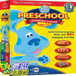 103美國直購  TLC 學習系統 Blue #x27 s Clues Preschoo
