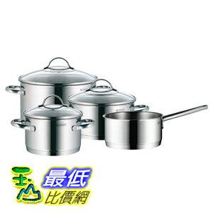 [104美國直購] 德國 WMF Provence Plus 7-Piece Cookware Set 不鏽鋼 鍋具 鍋蓋 七件組 湯鍋 單柄鍋 燉鍋 $6790