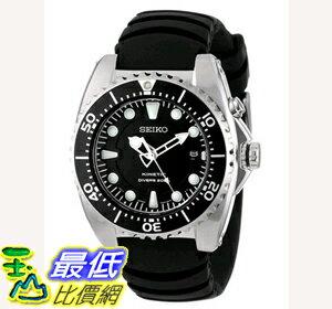 [104美國直購] 男士手錶 Seiko Men's SKA413 Adventure Stainless Steel Kinetic Diver Watch $11077