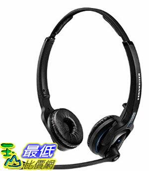 [104美國直購] Sennheiser 506046 MB Pro2 ML Stereo Bluetooth Headset with Dongle and Lync