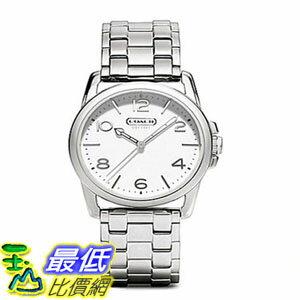 [103美國直購] 手錶 COACH Sydney Stainless Steel Bracelet Watch $5961