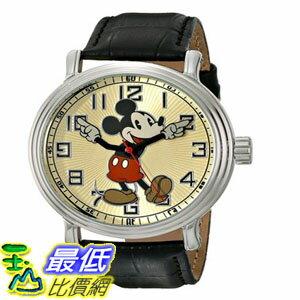 [103美國直購] 手錶 Disney Mens 56109 Vintage Mickey Mouse Watch T01 $1543