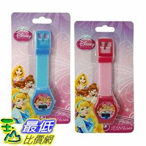 [103美國直購] 手錶 Disney Princess Digital LCD Watch For Girls (assorted colors) $393