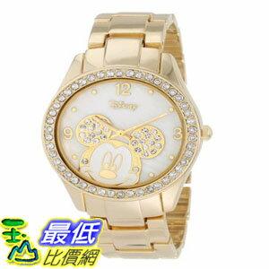 [103美國直購]手錶DisneyWomensMK2127MickeyMouseRhinestone$1165